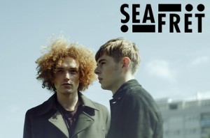Seafret aus UK; Credit: Sony Music