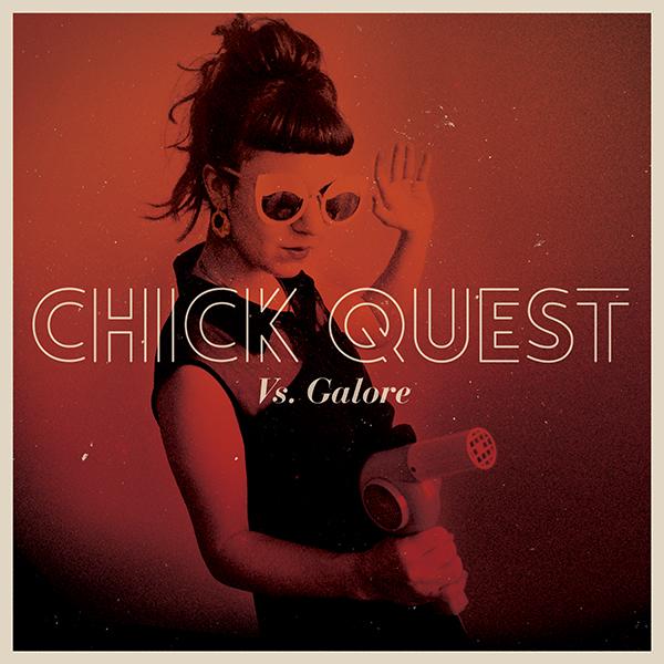 Albumdebüt von Chick Quest aus Wien