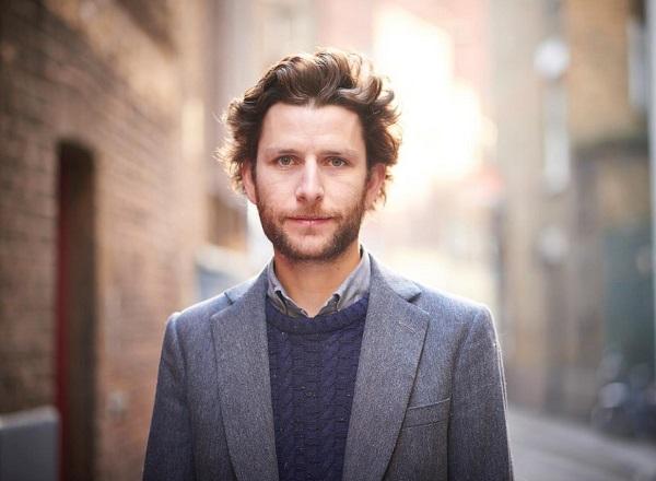 Nick Edward Harris aus London; Credit: Hermione Hodgson