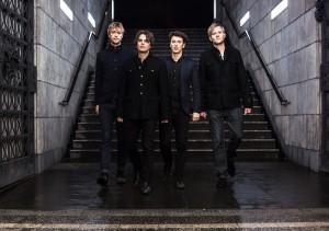 """Von Helsinki nach Berlin: Charter mit zweitem Albumrelease """"Times"""""""