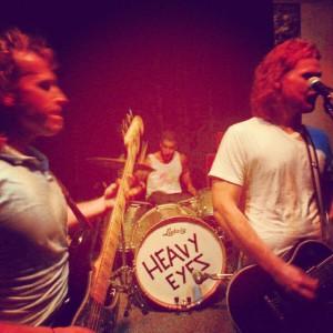 Aus Memphis: The Heavy Eyes mit ihrem brachialen Psychedelic-Blues