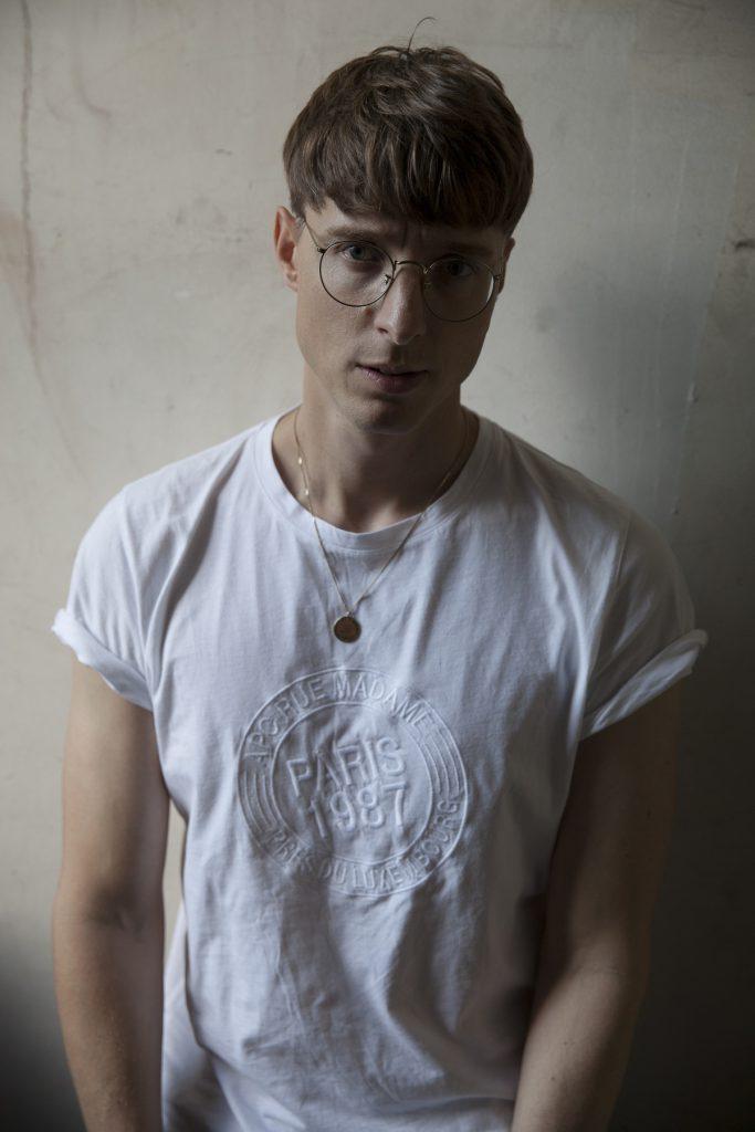Kasper Bjørke im Interview beim Soundkartell + Verlosung; Fotocredit: Jesper Lund