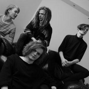 When We Talk aus Aalborg im Sonntagsporträt; Fotocredit: Andreas Holmgaard
