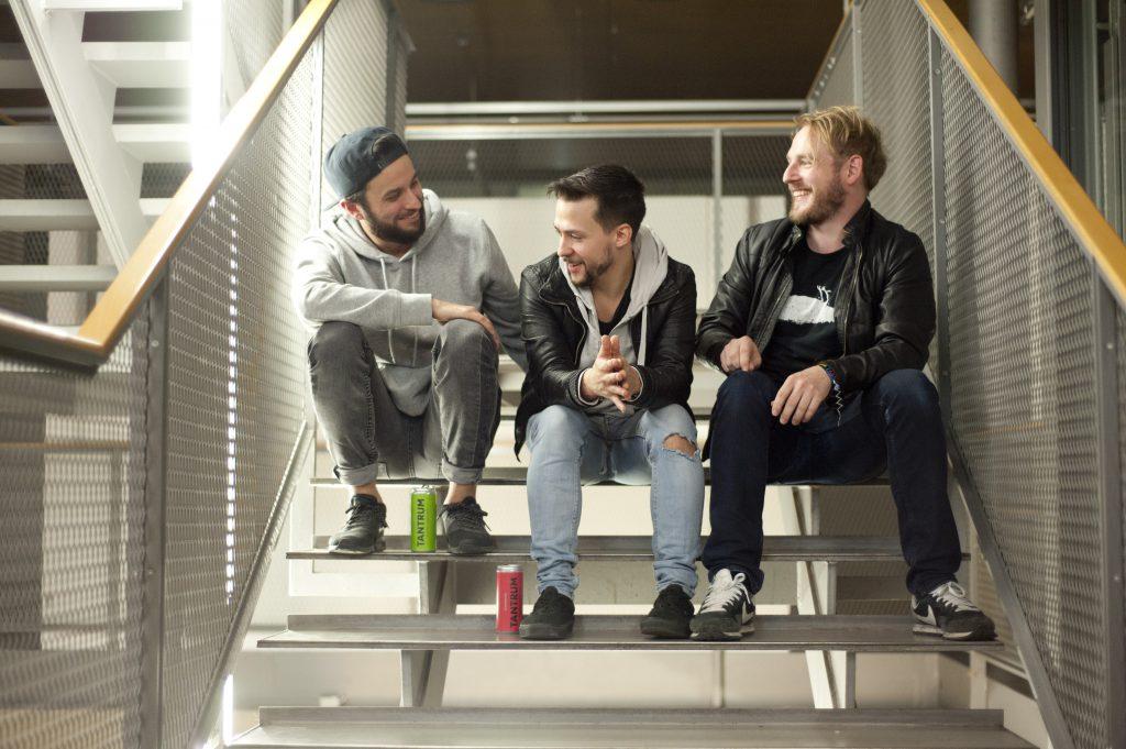 Betamensch im Interview beim Nürnberg Pop Festival
