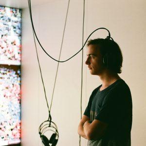 Nicolas Vandenborre im Interview beim Soundkartell; Credit: Credits to Aman Tej Deol