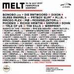 Melt Festival 2017 Verlosung
