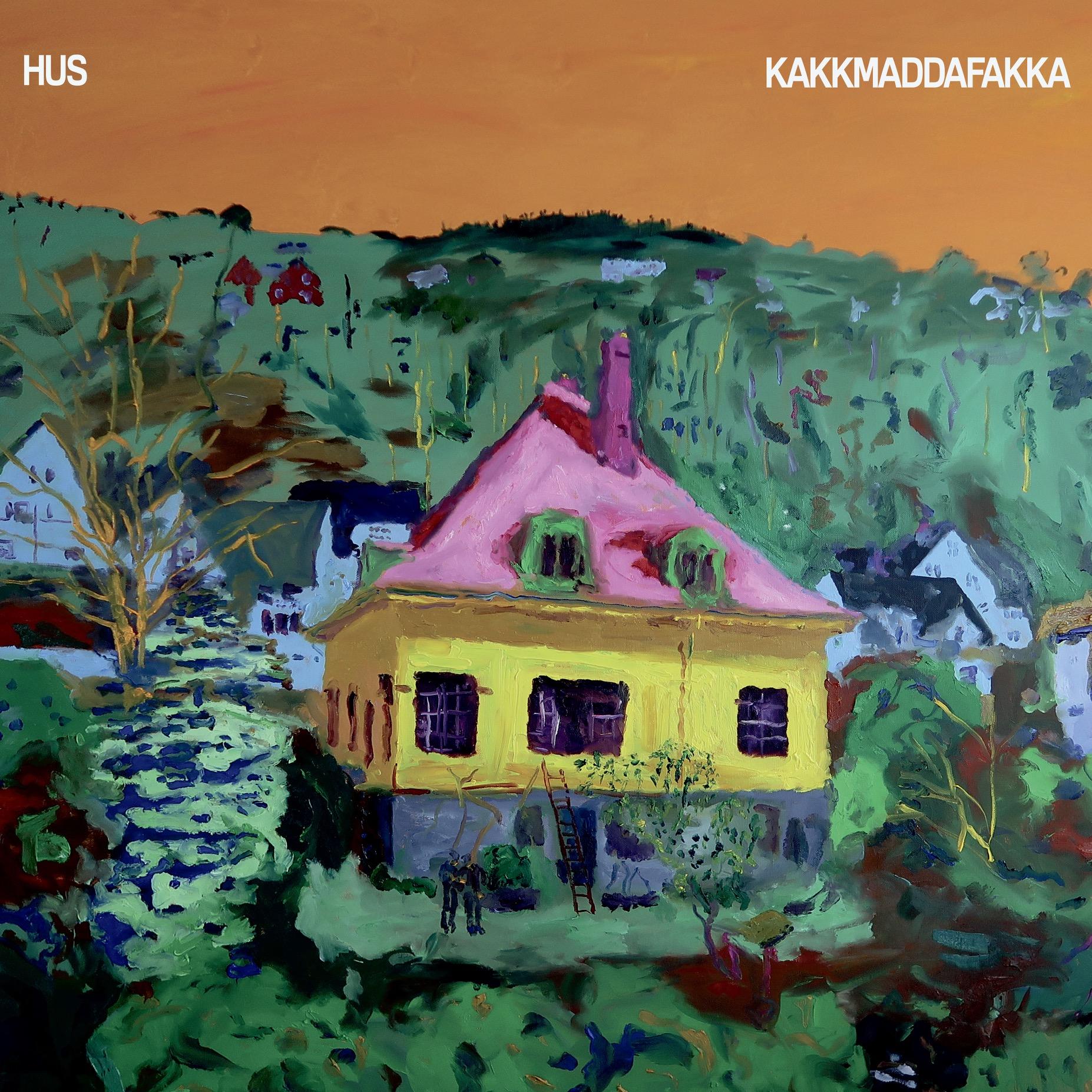 "Kakkmaddafakka Albumrezension ""Hus"""