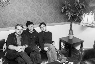 Granada beim Interview - Fotocredit: Sarah Buth