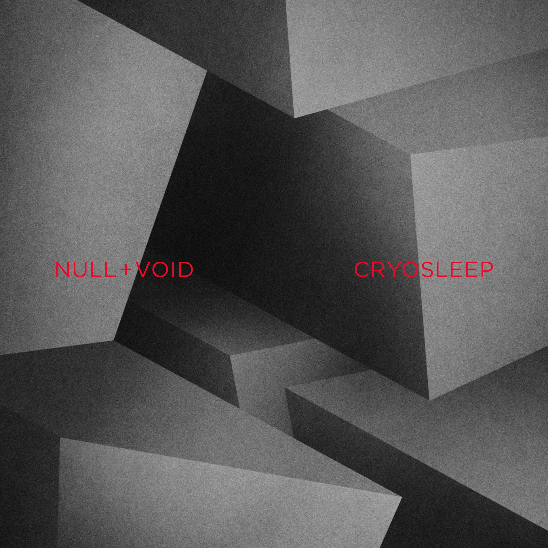 "NULL+VOID aka Kurt Uenala Album ""Cryosleep"""