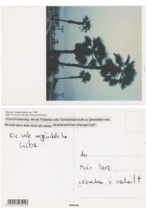 Postkarten von Granada