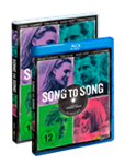 SONG TO SONG DVD oder Blue-ray