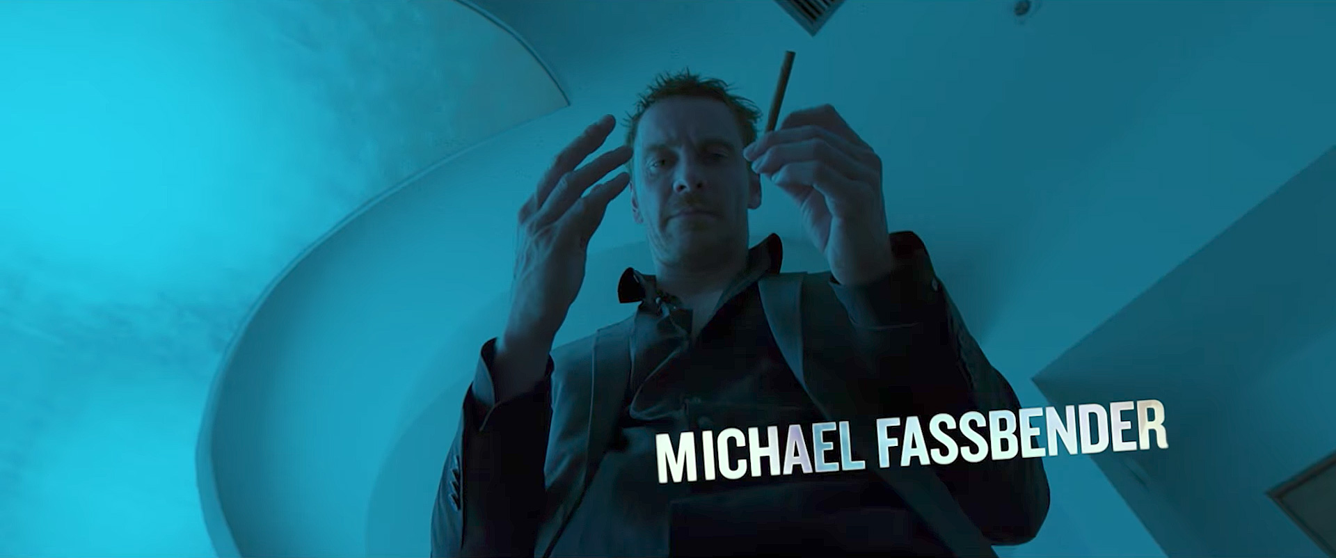 SONG TO SONG Michael Fassbender
