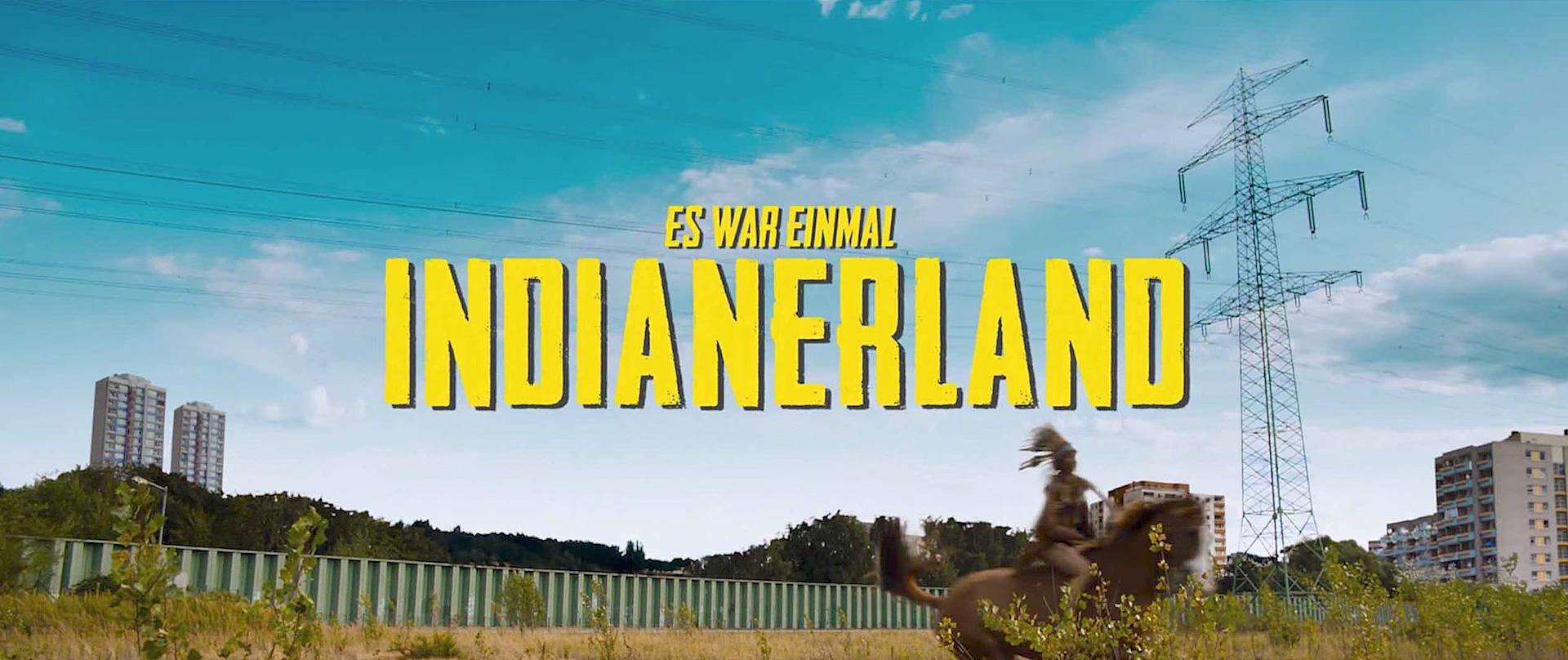 """Soundtrack zum Film """"Es war einmal Indianerland"""""""