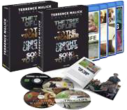Terrence Malick Collection Box