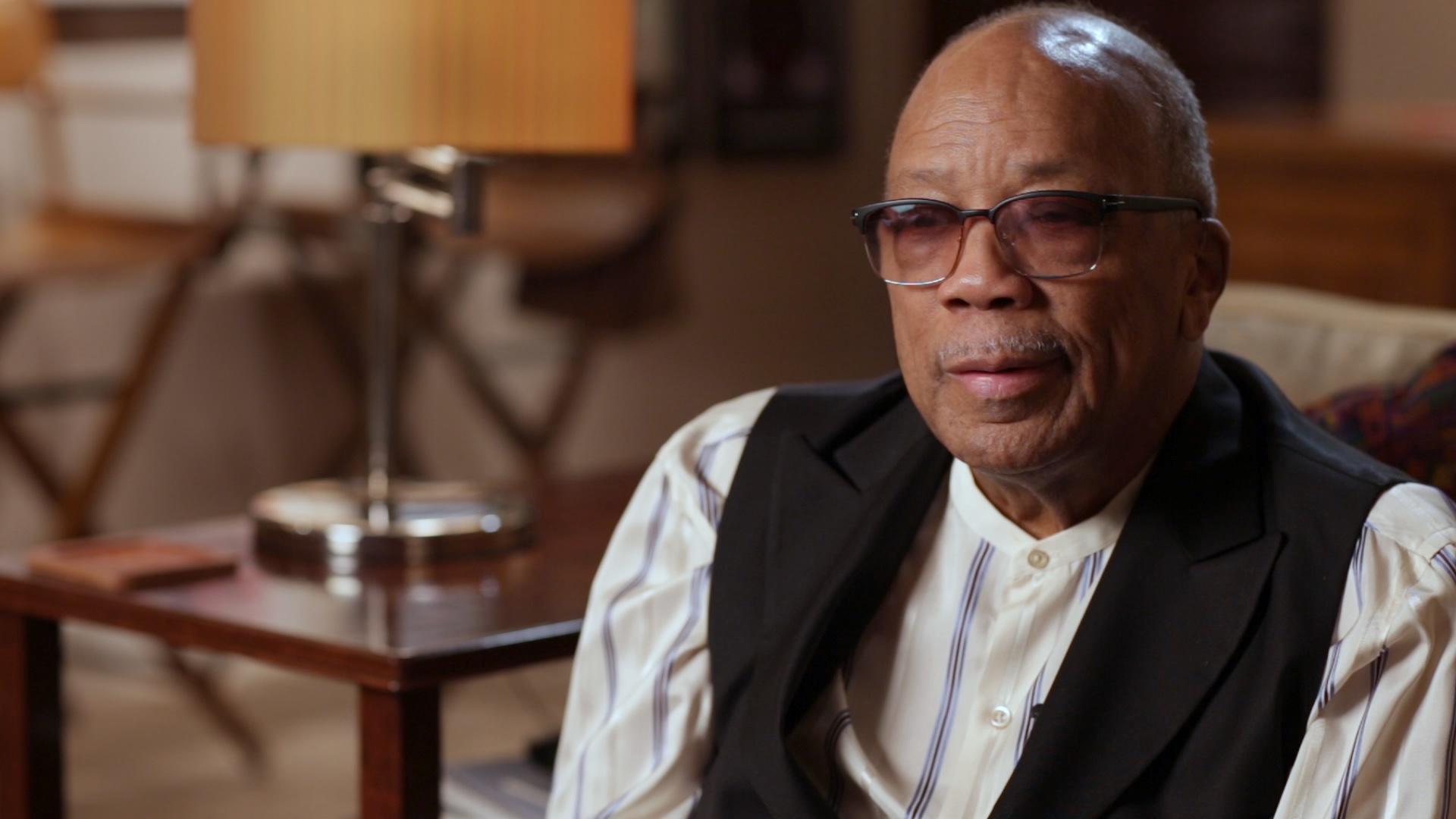 Score - Eine Geschichte der Filmmusik: Produzent Quincy Jones
