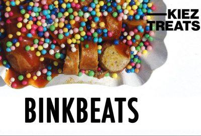 Kiez Treats - Binkbeats am 15. März im Häkken