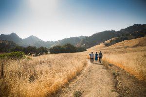 LA River Bend Folk-Band aus Kalifornien
