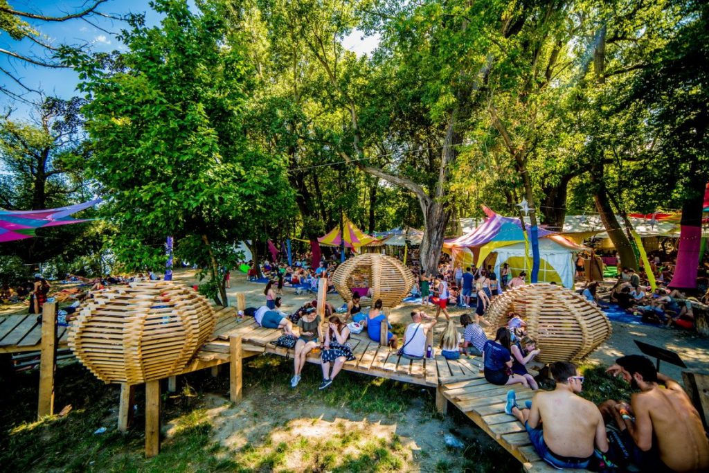 Sziget Festival 2018 in Budapest