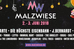 Malzwiese 2018 vom 02. bis 03. Juni in Berlin
