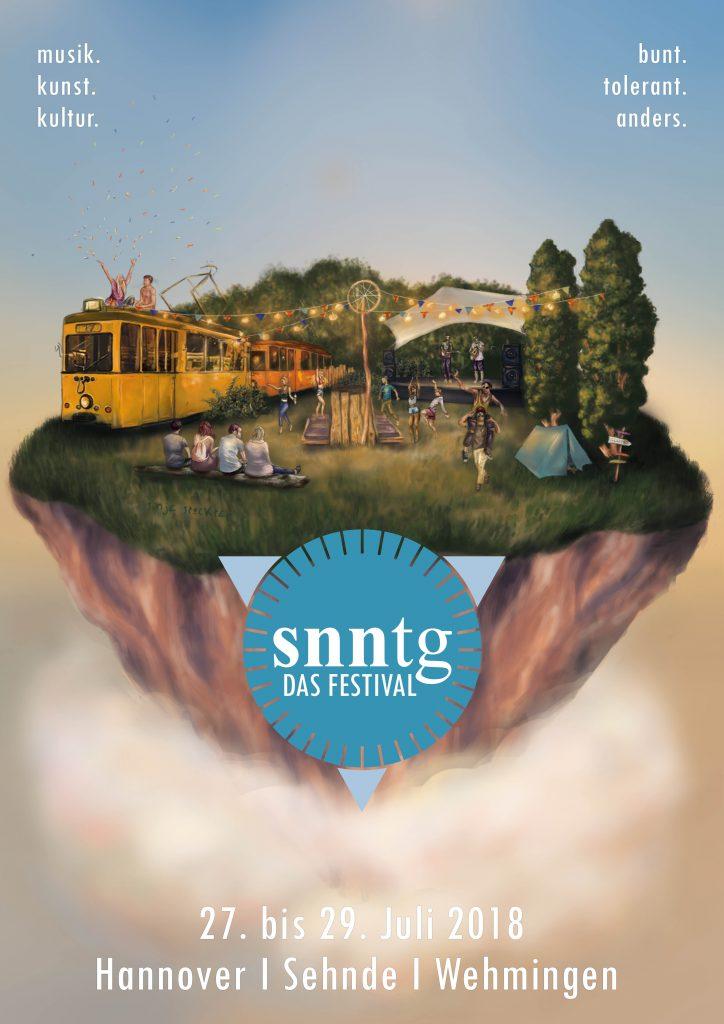 Das SNNTG Festival 2018