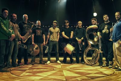 Youngblood Brass Band live im Knust