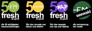 egoFM geht mit vier neuen Streams an den Start