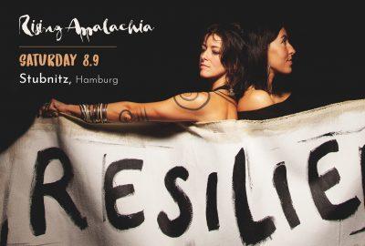 Rising Appalachia am 08. September live auf der MS Stubnitz