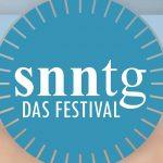 Tipp: SNNTG-Festival 27. bis 29. Juli