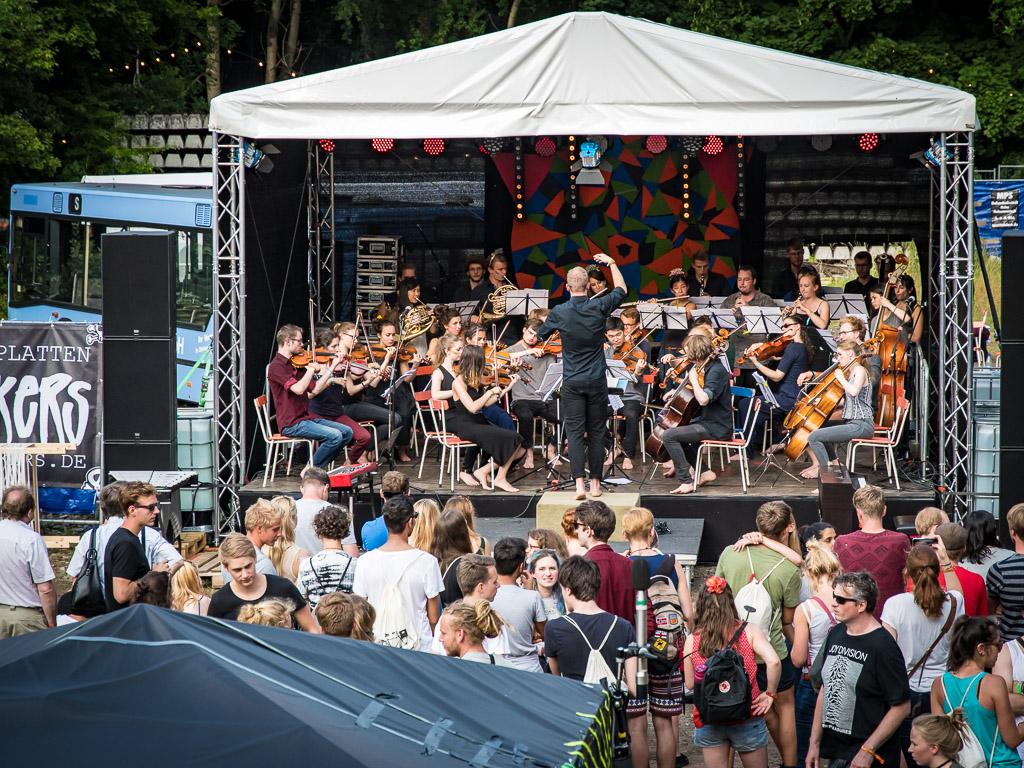 SNNTG-Festival: Auch musikalische Kontraste sind Bestandteil des Programms