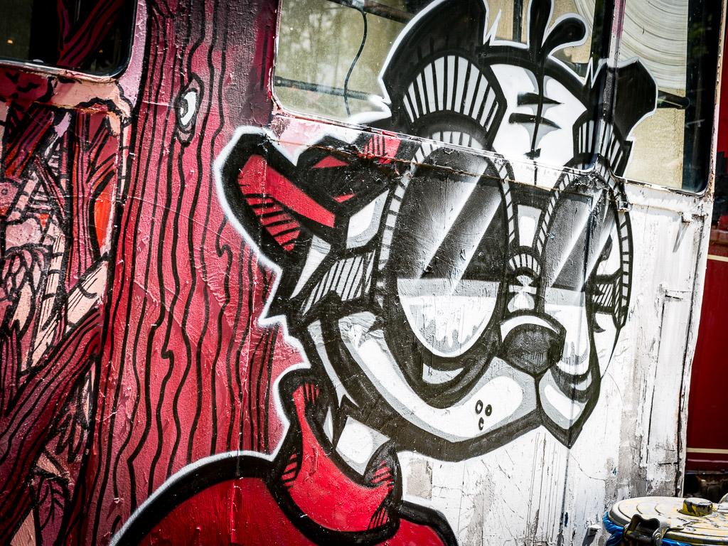 SNNTG-Festival: Kunst findet sich in jeder Art und Form auf dem großen Areal