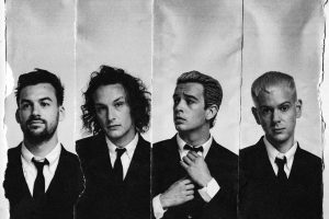 "The 1975 neue Single ""Love it if we made it"""