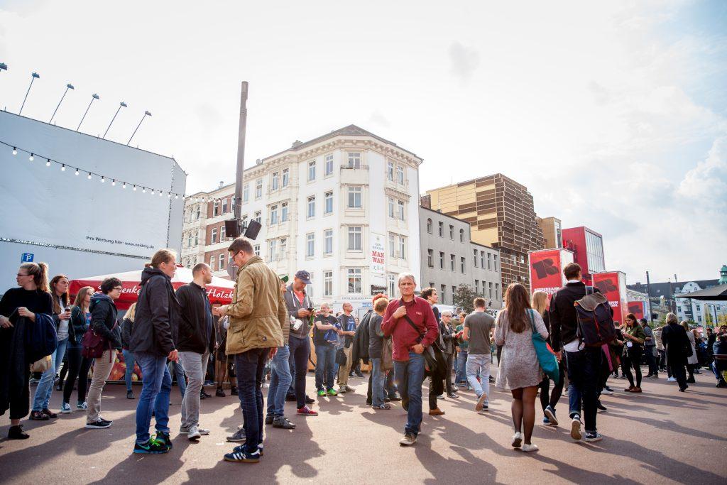 Reeperbahn Festival 2018 - Foto: Hinrich Carstensen /// www.hinrichcarstensen.de