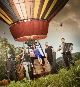 Chanson, Swing & Gipsy mit Moi Et Les Autres (Foto-Credit Timo Volz)