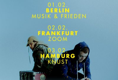 Children of Zeus Deutschlandtour - Soundkartell präsentiert