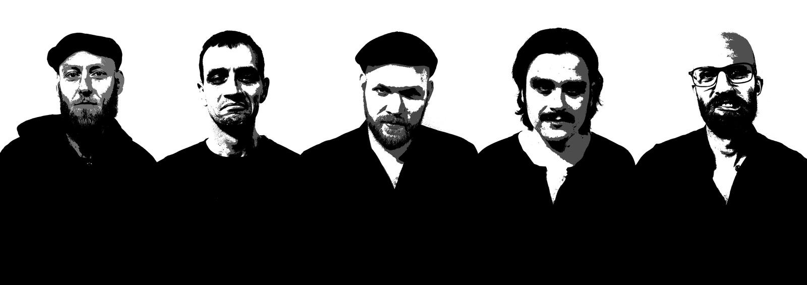 Strangers On A Train aus Kopenhagen überraschen mit ihrem Mix aus Polka, Gypsy, Tango, Rock, Folk und Country.