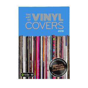 """""""The Art Of Vinyl Covers"""" Kalender für 2019 von Oliver Seltmann"""