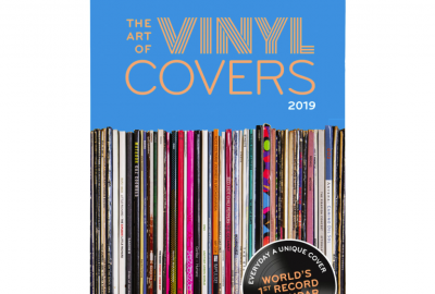 """The Art Of Vinyl Covers"" Kalender für 2019 von Oliver Seltmann"