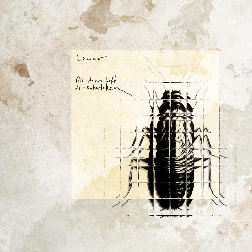 """Lemur neue EP """"Die Herrschaft der Kakerlaken"""""""