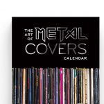"""The Art Of Metal Covers"" Kalender 2019"