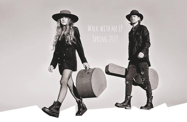 """Mad Hatter´s Daughter bringen im Frühjahr auch ihre EP """"Walk With Me"""" raus"""