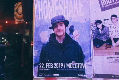 Homeshake live in Hamburg