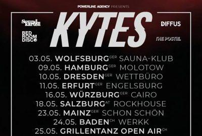 KYTES auf Tour - Soundkartell präsentiert