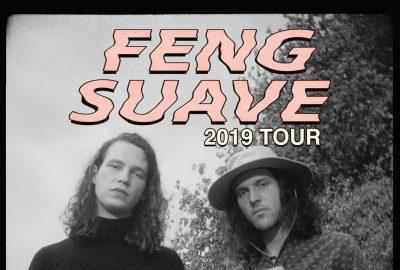 Feng Suave auf Deutschlandtour - Soundkartell präsentiert