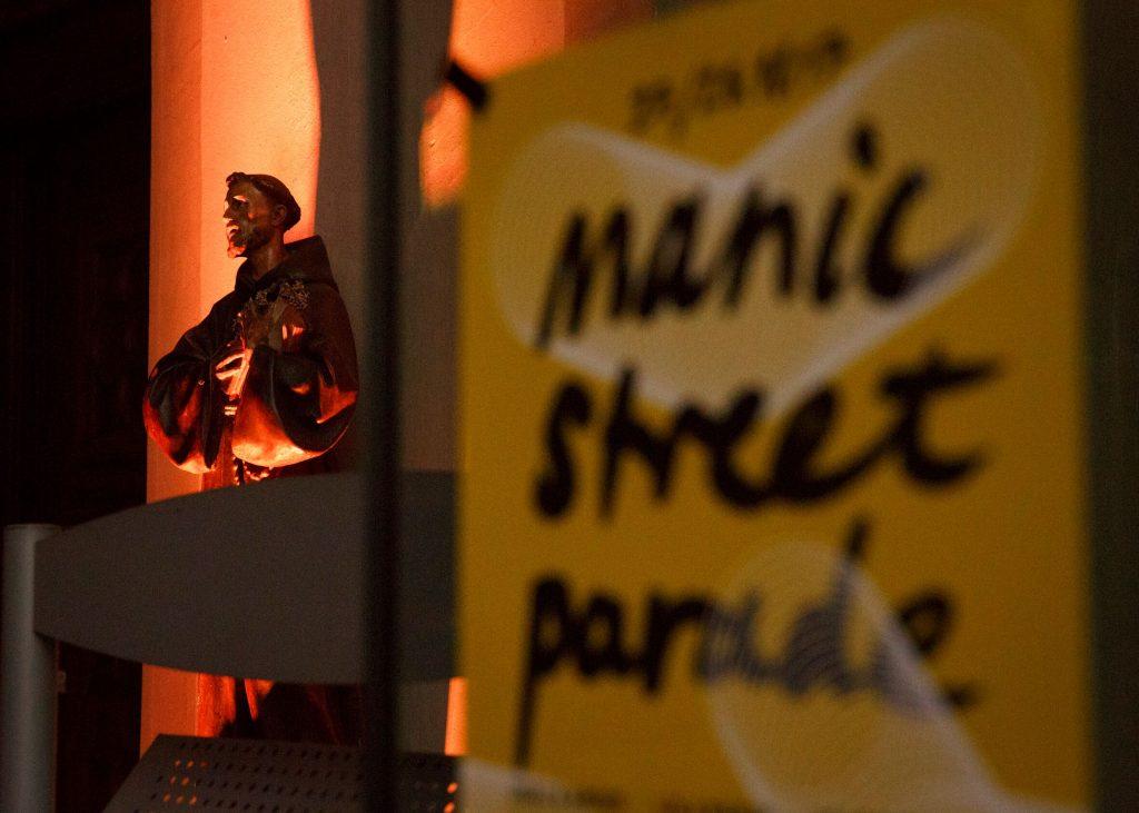 manic street parade 2019 Verlosung