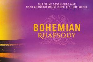 Vierfach Oskar prämiert und endlich als DVD und Blu-ray erhältlich: Bohemian Rapsody