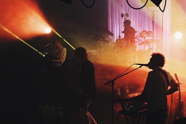Fil Bo Riva live in Hamburg
