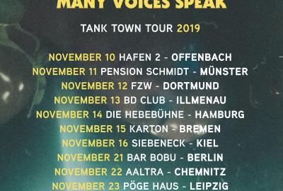 Many Voices Speak