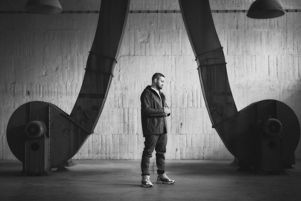 Fritz Kalkbrenner neue Single - Fotocredit: Ben Wolf