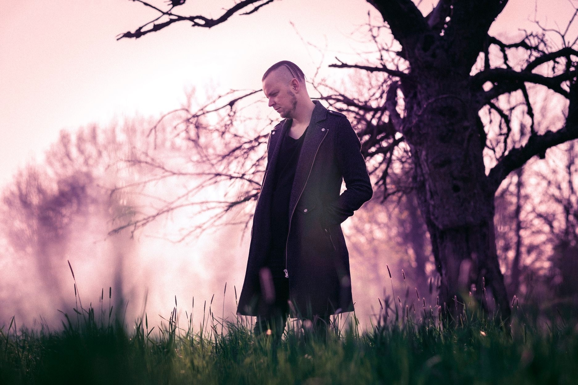 "Das Musik-Projekt Ghost Motel aka Patrick Huven überrascht mit neuen Track ""A Long Night"""