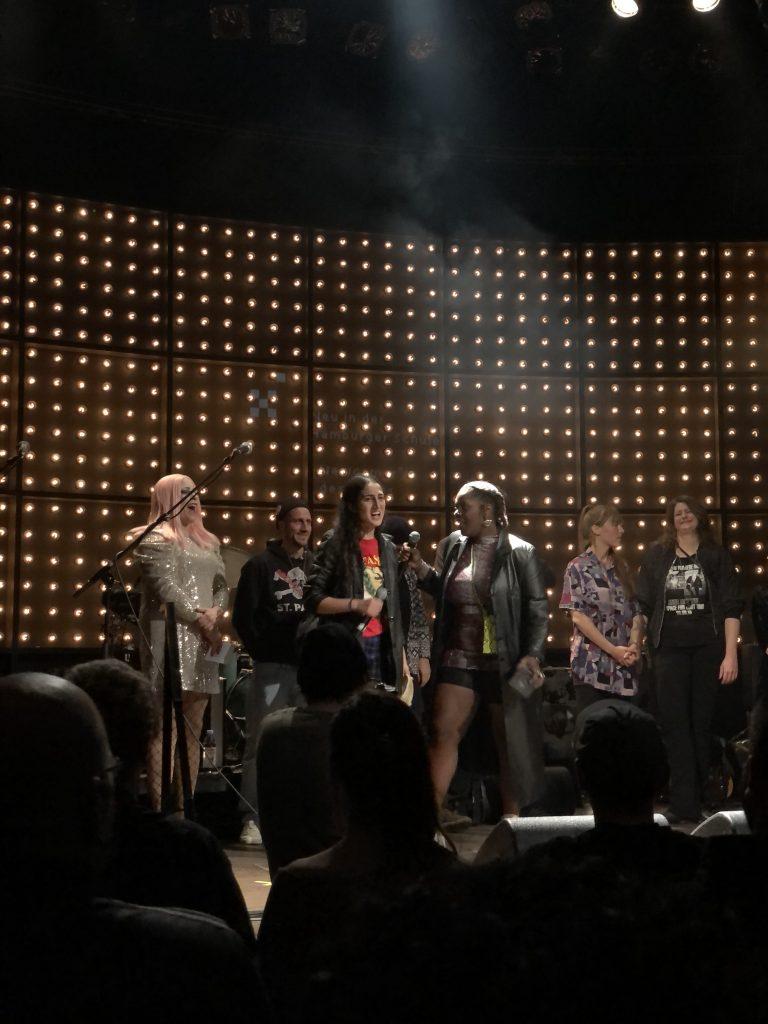 One Mother beim Musikpreis 2019